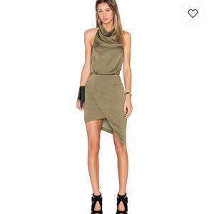 Dress in Khaki/olive color